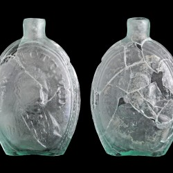 Dyott and Franklin Flask