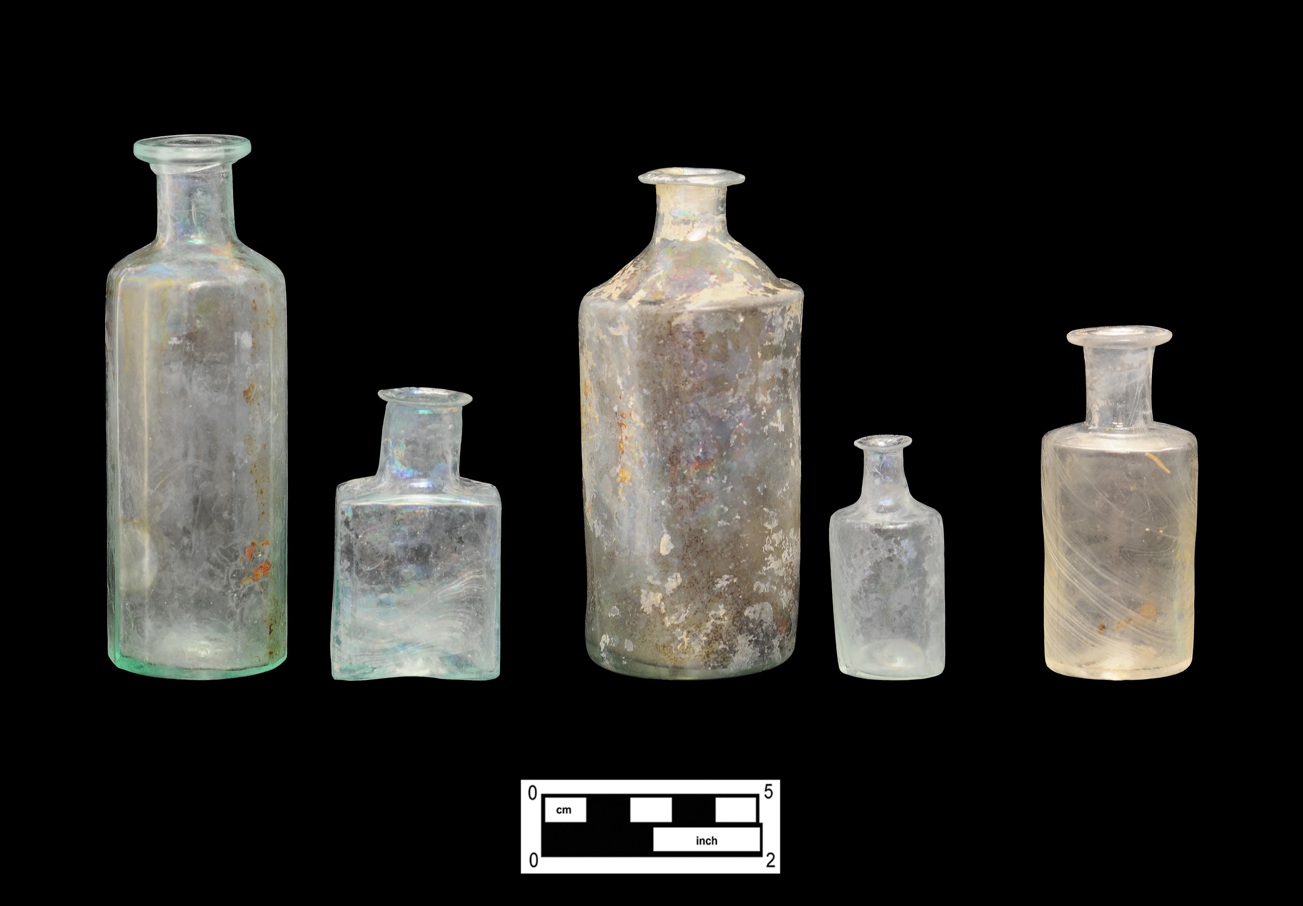 Section 8 Feature 5-1 Plain Bottles
