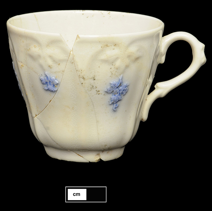 Fig. 22 English Bone China Teacup