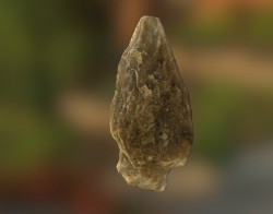 Brewerton type quartzite projectole point (FS# 6.803.167)